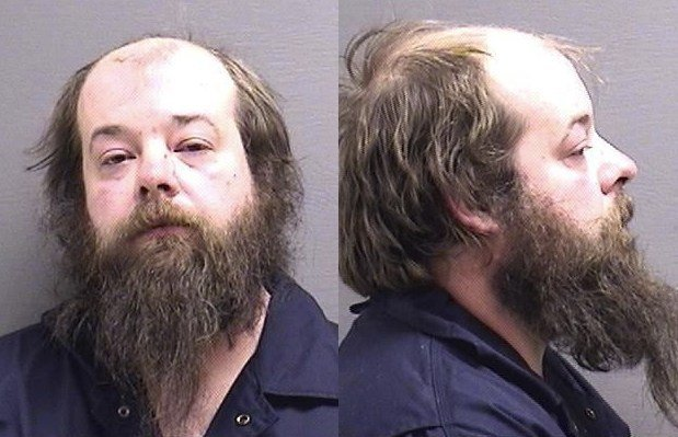 Roy Edward Scott (Cascade County Detention Center booking photo)
