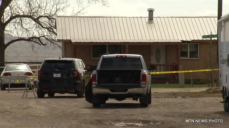 The three adult victims were found dead in a Belfry residence on Thursday morning.
