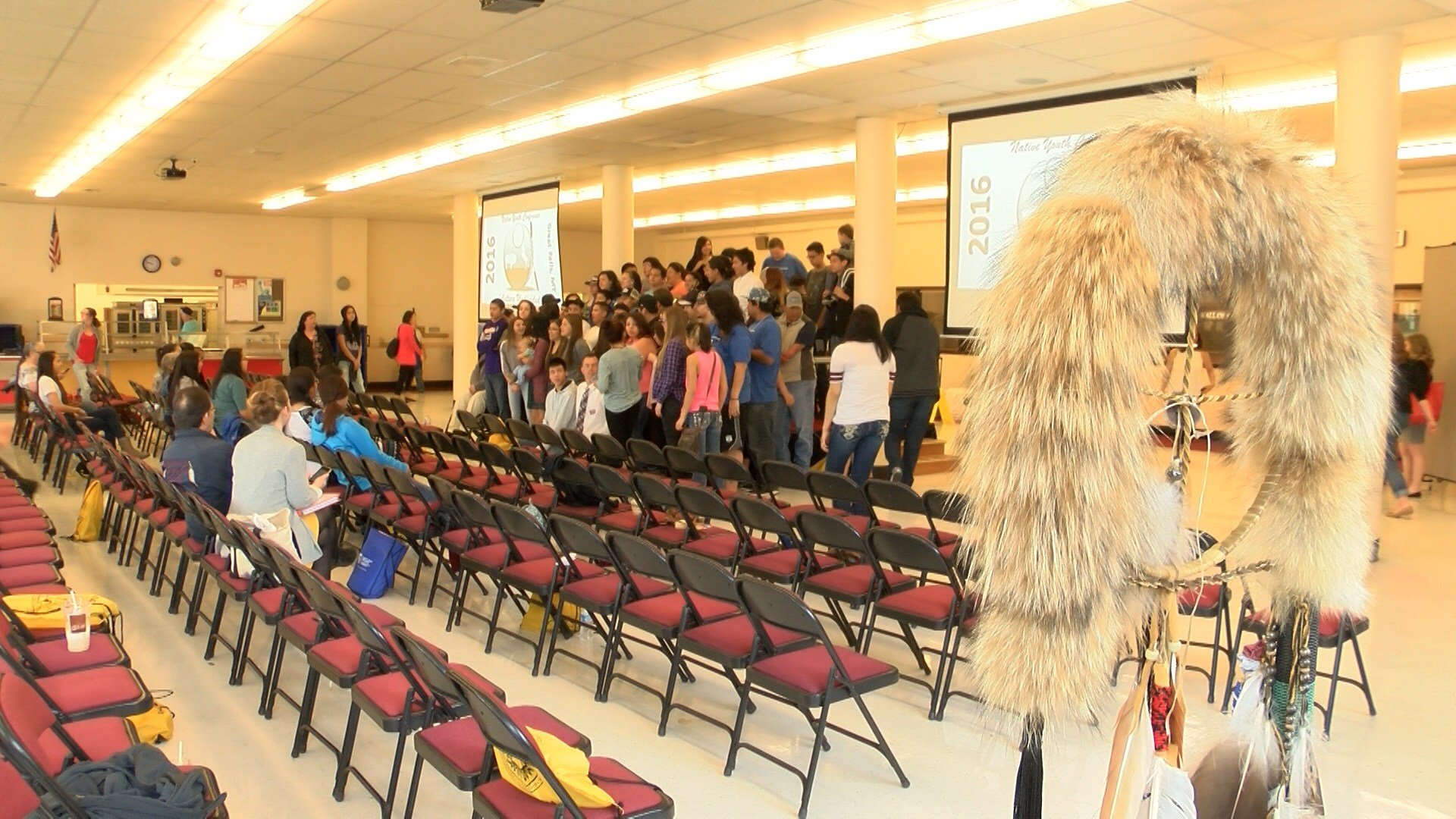 200 students attend 2016 Montana Native Youth Conference