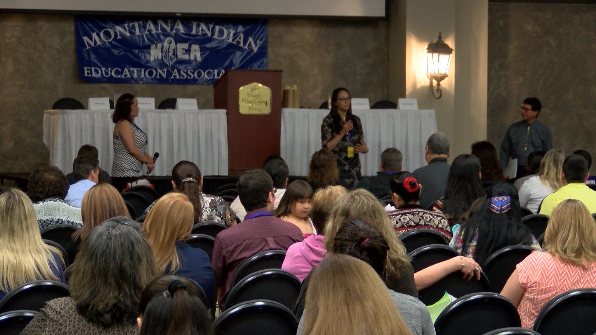 2016 Montana Indian Education Association Conference
