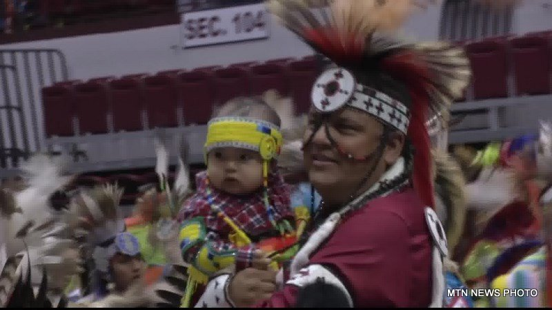 Hundreds of Tribal members from across the country gathered in Missoula this weekend, unified in celebration at the 48th annual Kyiyo Pow Wow.
