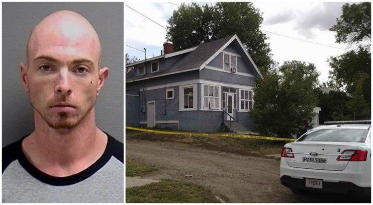 Branden Miesmer; Great Falls house where he killed Cody Bruyere