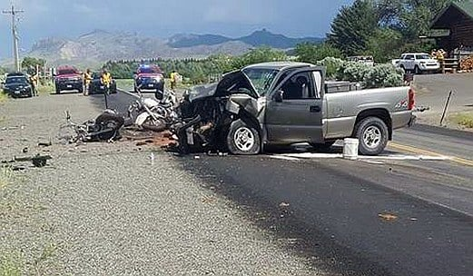Man faces vehicular homicide charges for crash near Cody that killed 3