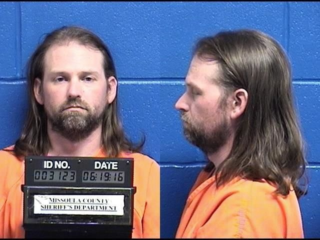 Chad Eastlack is being held n the Missoula County jail without bail. (MCSO photo)