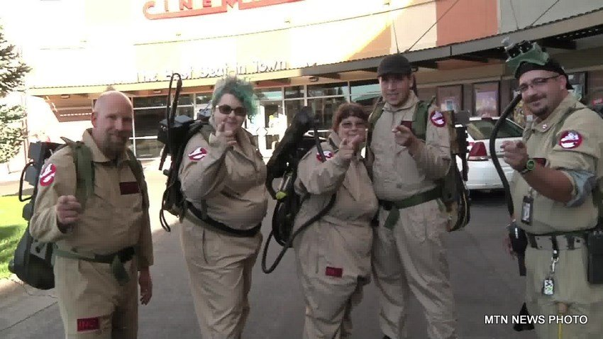 Montana Ghostbusters in Helena