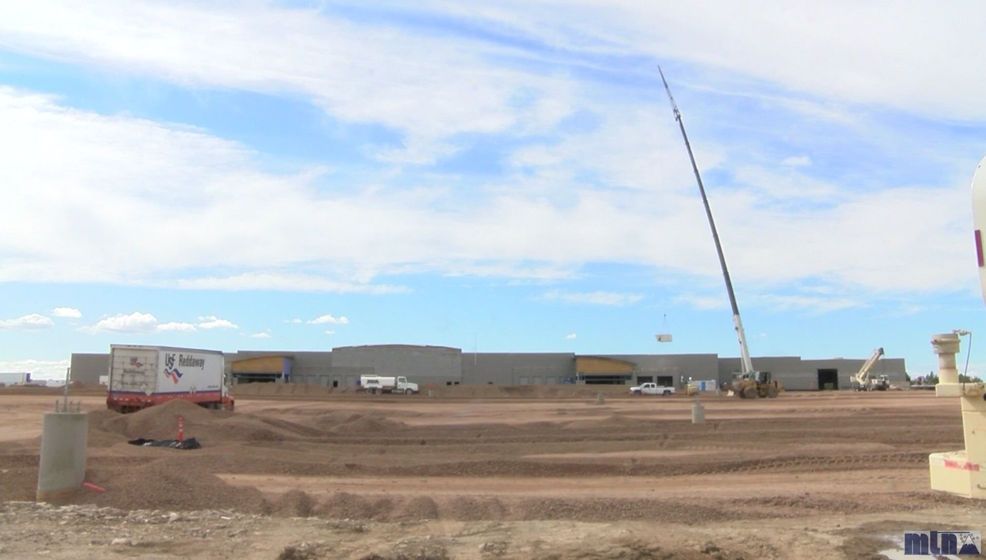 Construction on a new Walmart is also underwayon 26 acres of land along the east end of town, on the south side of 10th Avenue South near57th Street.