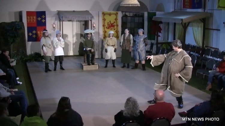 The Belt Valley Shakespeare Players will be headed to the British Isles