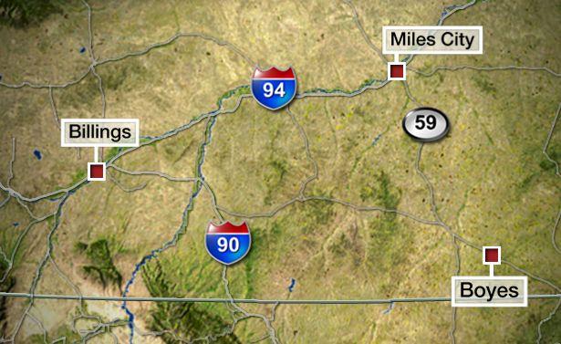 3 killed in southeastern Montana small airplane crash