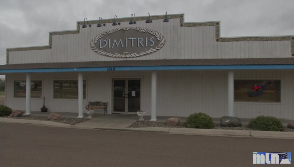 Dimitri's Restaurant in Great Falls