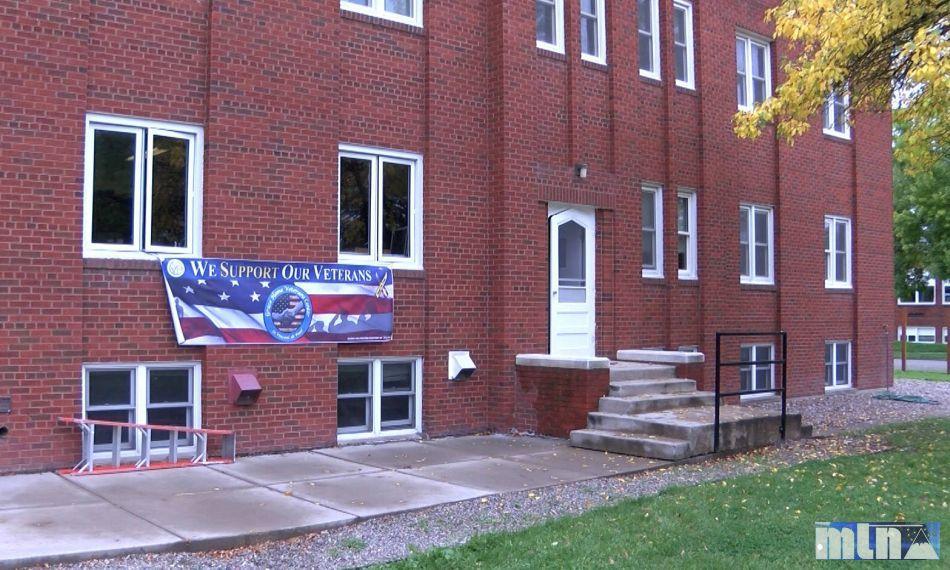 The Grace Home Veteran's Center, located at 2211 5th Avenue North