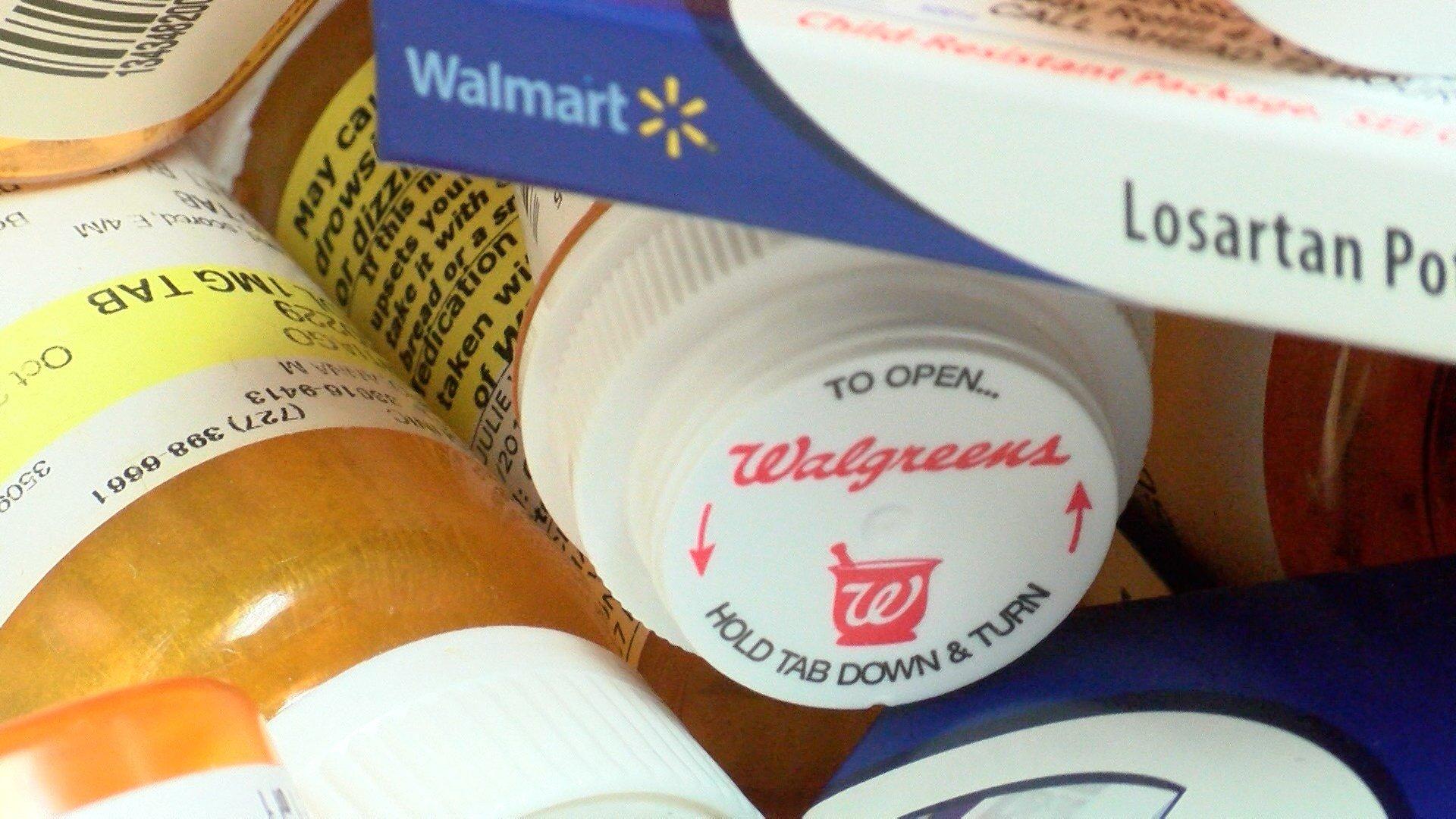 National Prescription Drug Take Back Day is October 22