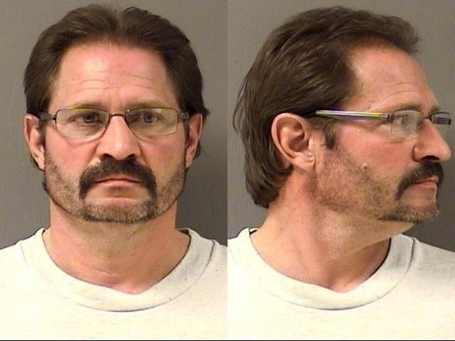 Barry Beach (Photo from Yellowstone County Detention Center)