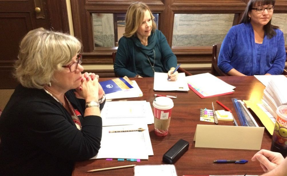 he State Board of Canvassers is finalizing the 2016 election results. (Photo Credit: Dennis Carlson)