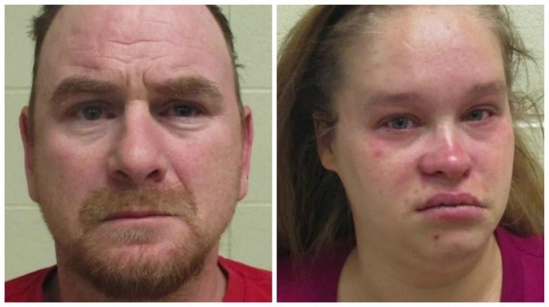Steve Cothren, 47 years old, and Anna Mae George, 29