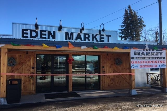 The Eden Market is located just south of Great Falls