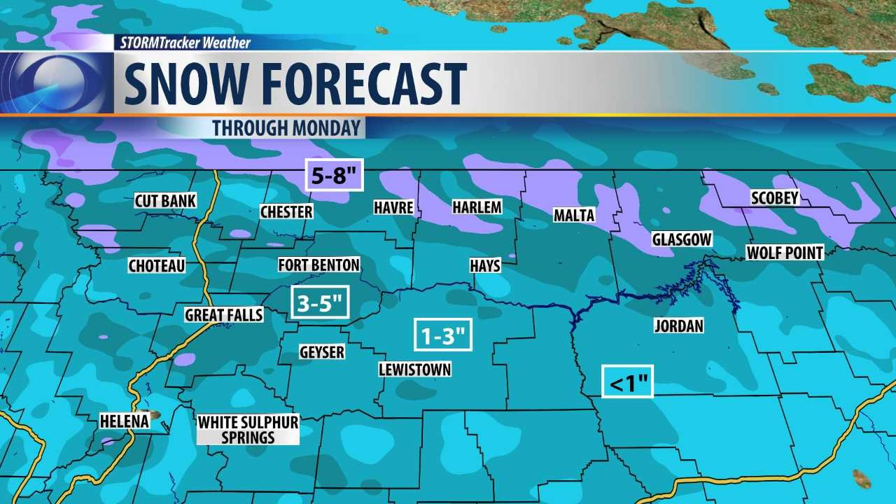 Storm Team 2's Forecast for January 1st, 2017