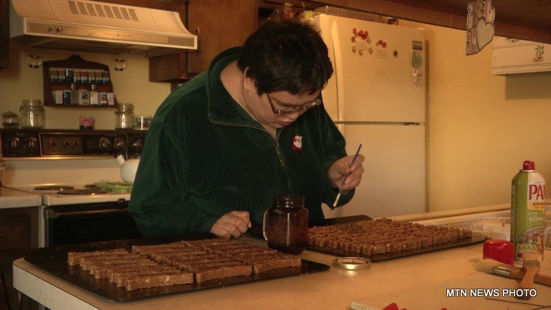 Made In Montana: Lissie's Luv Yums