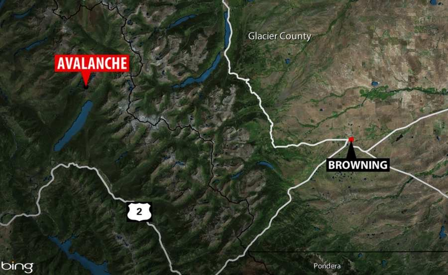 Man killed in Glacier National Park avalanche ID'd