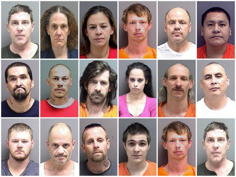 """Great Falls/Cascade County Crimestoppers: January 2017 """"Most Wanted"""""""