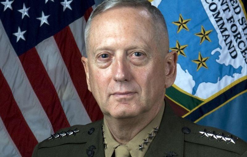 James Mattis (File Photo Credit: U.S. Joint Forces Command)
