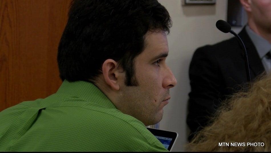 Emmanuel Gomez found guilty of murdering Charlie Wyrick