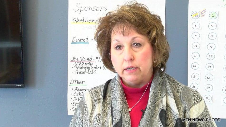 Maclean Animal Adoption Center Board of Trustees President Roxanne Klose