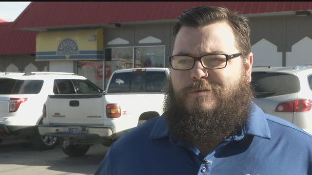 Growing up hanging around a convenience store was the norm for now 29-year-old Rory Schulte.