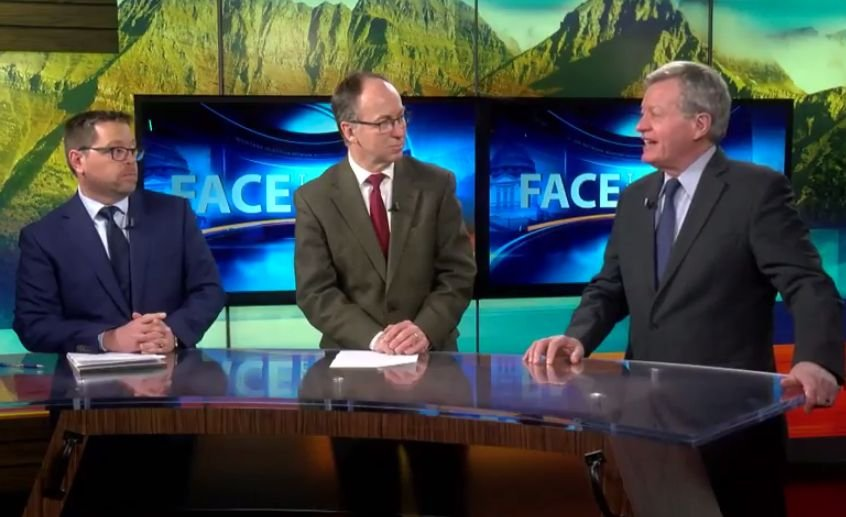 Max Baucus, former U.S. Senator (D-MT) and recent U.S. Ambassador to China, spoke with MTN political analyst Dr. David Parker, and MTN chief political reporter Mike Dennison.
