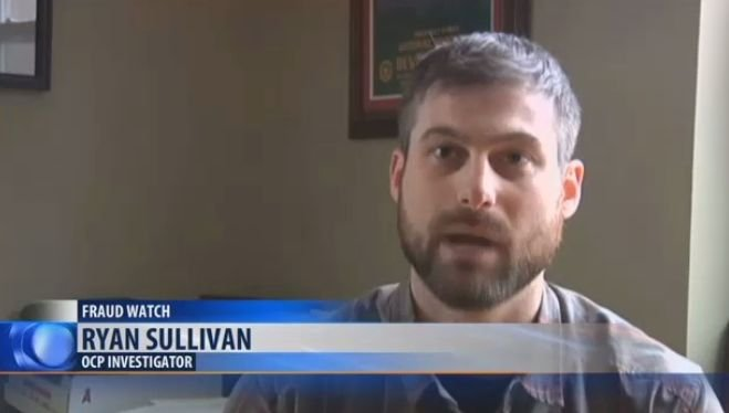 OCP investigator Ryan Sullivan says the IRS will never call you if there is an issue regarding back taxes or anything else.