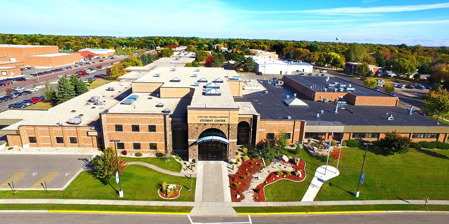 Lake Area Technical Institute (Photo from school website)