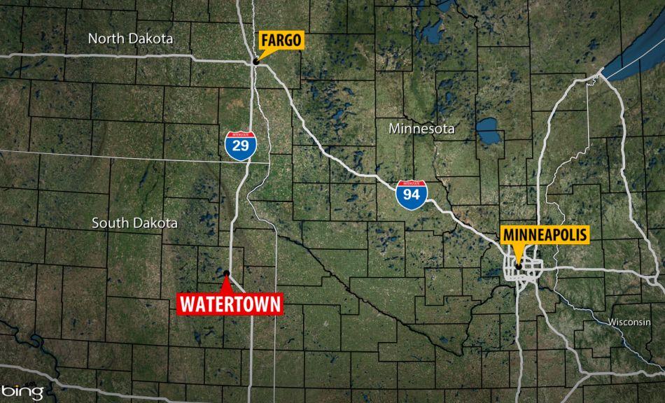 Lake Area Technical Institute is in Watertown, South Dakota