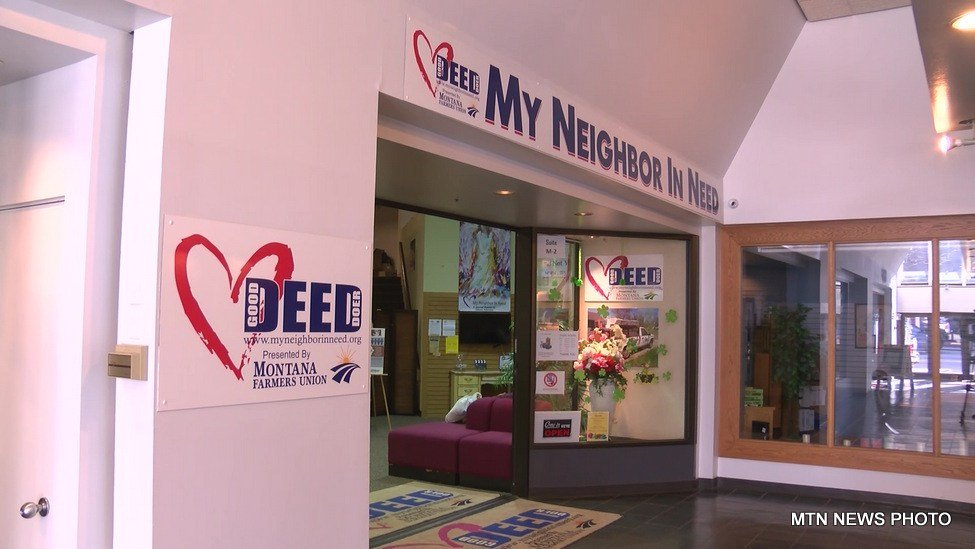 """""""My Neighbor In Need"""" in Great Falls celebrated fiveyears of helping people, as well as two new partnerships."""