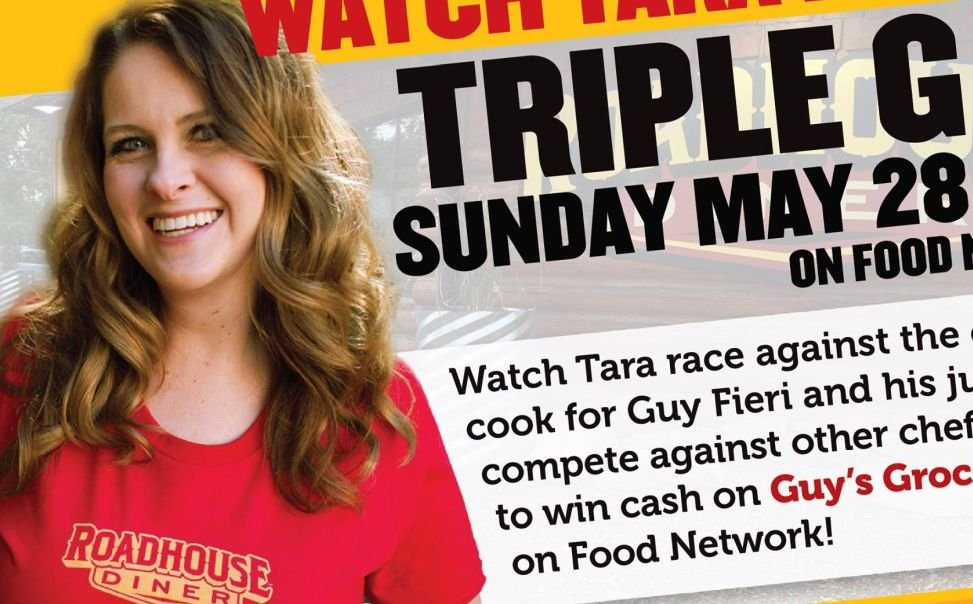 Tara Beam of Great Falls is preparing for a stint in the limelight as her appearance as a contestant on a Food Network game show approaches.