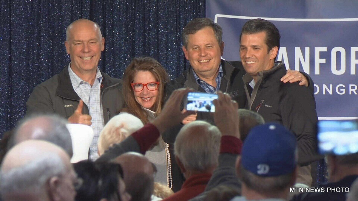Vice President Mike Pence to campaign for Greg Gianforte in Montana