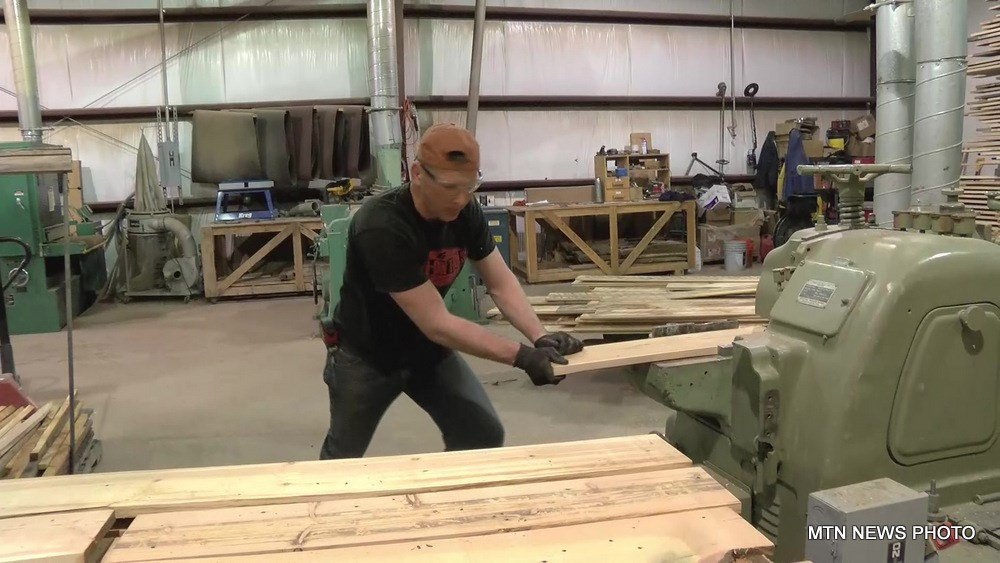 Montana Made: Superior Hardwoods of Montana