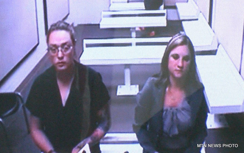Linda Christianson in court on Tuesday, May 9th