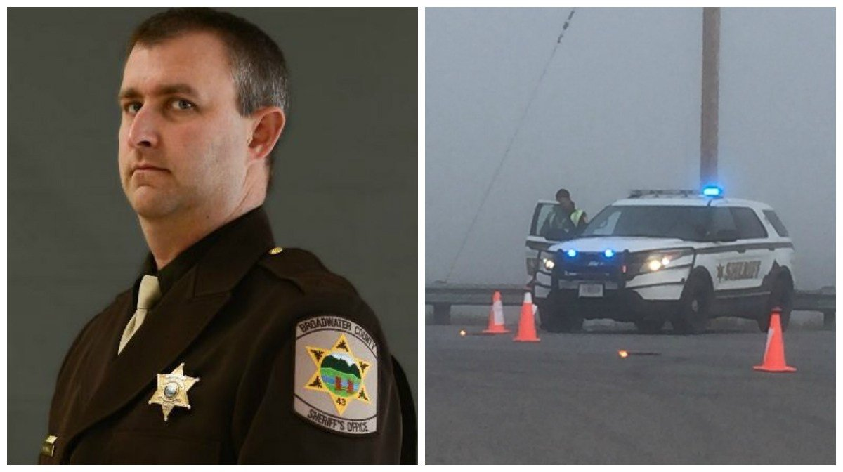 Slain Broadwater Co. sheriff's deputy identified; 2 arrested near Missoula