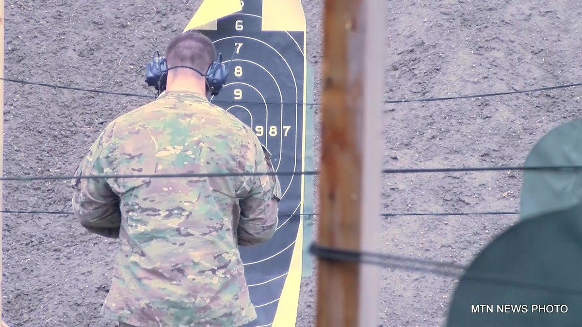 Malmstrom AFB marks National Police Week with shooting competition