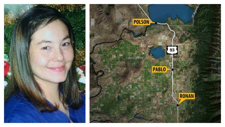 Confederated Salish & Kootenai Tribal Police are asking for help locating Kimberly Hewankom.