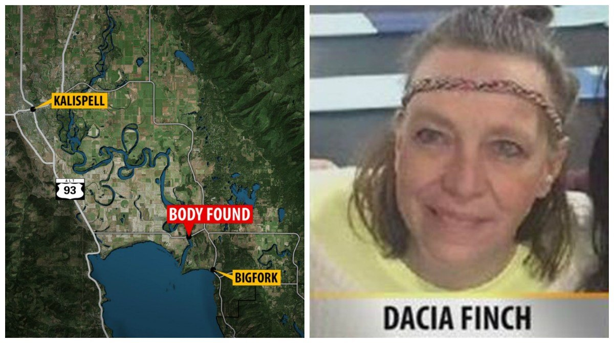 Dacia Finch of Kalispell