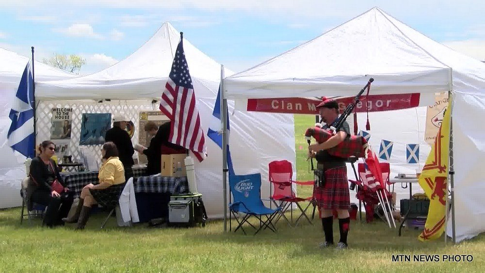 Clans from around Montana gathered in Great Fallsfor the second annual Kilt O'The Falls CelticFestival.
