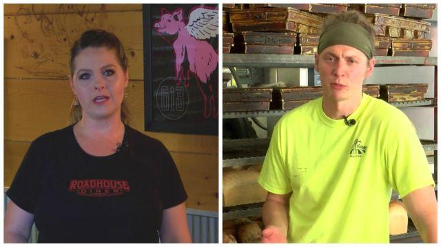 Roadhouse Diner and Great Harvest team up for taste