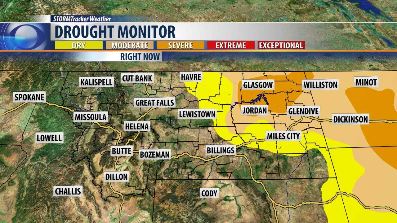 U.S. Drought Monitor - as of Thursday, June 15
