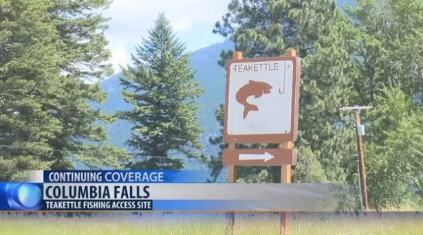 An investigation is underway after a body was recovered from the Flathead River on Tuesday.
