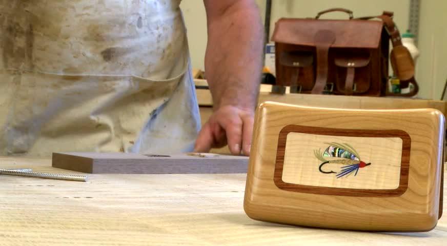 Montana Made: A.L. Swanson Craftsman Studios