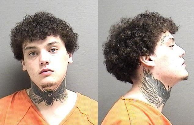 Autree Aniel Pederson (Cascade County Detention Center booking photo)