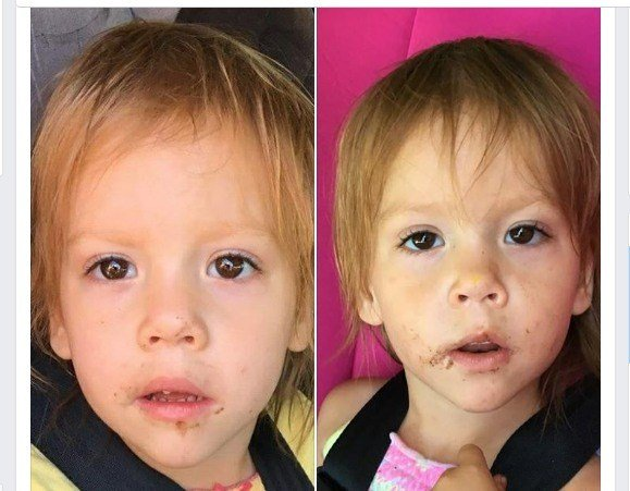 The GFPD said in a Facebook post that the children were found near 5th Avenue South and 19th Street at about 9:45 a.m. on Sunday.