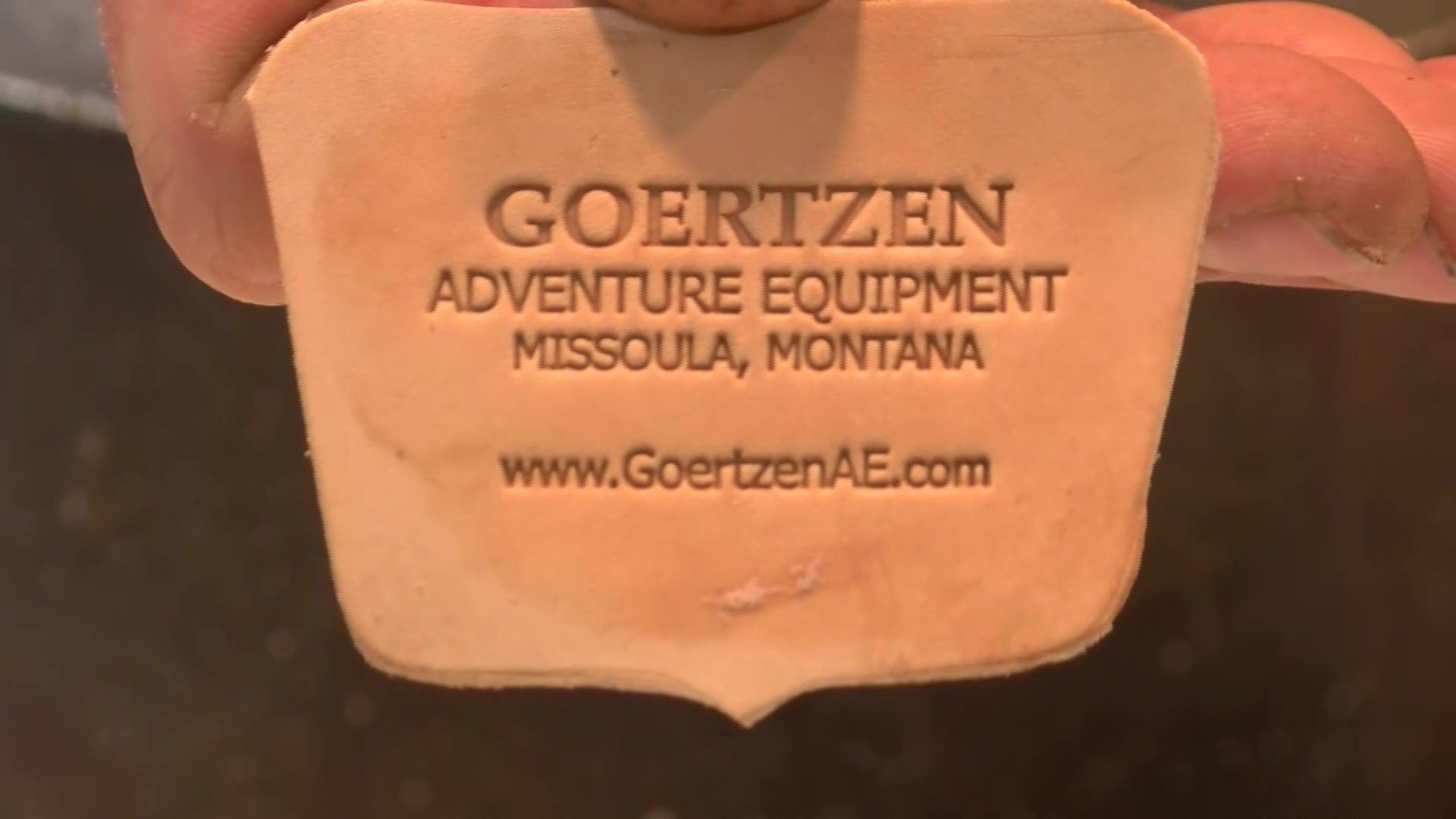 Goertzen Adventure Equipment