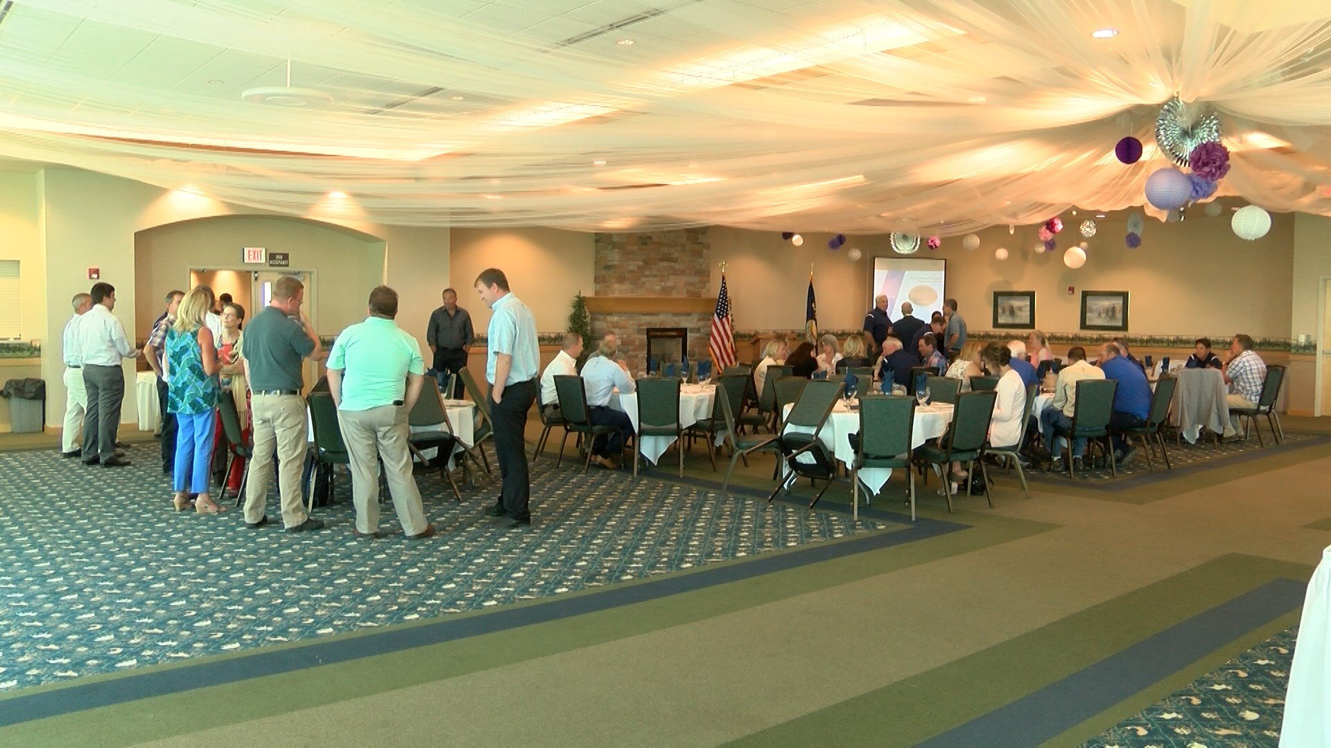 MTDA and Great Falls Area Chamber of Commerce Military Affairs Committee Members met for MTDA's annual lunch meeting.