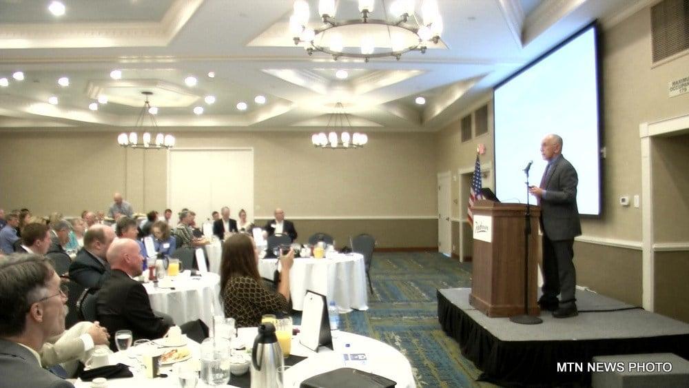 "Researchers host ""Economic Update"" forum in Helena"